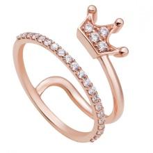 Nhẫn bạc đính đá PNJSilver My Princess XMXMK000213