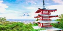 Tour Nhật Bản: Osaka – Kyoto – Nagoya – Fuji – Hakone - Tokyo - 5N5Đ