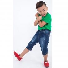UKID158 - Quần shorts jeans( xanh đậm)