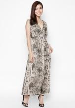 Đầm maxi sành điệu mùa hè - HK 360