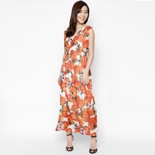 Đầm maxi sành điệu mùa hè - HK 361