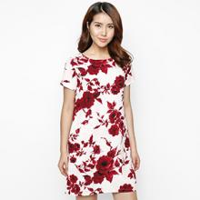 Đầm suông công sở cao cấp - HK 393