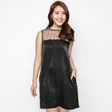 Đầm suông cách điệu - HK 403