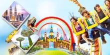Du lịch Singapore - Malaysia 6 ngày dịp hè 2017 khởi hành từ Sài Gòn