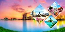 Du lịch Sin - Mal - Indo 6 ngày 5 đêm giá tốt dịp hè 2017 từ TP.HCM