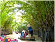 Du lịch miền Tây - Mỹ Tho - Cần Thơ - Chợ nổi Cái Răng hè 2017