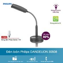 Đèn bàn Philips 30508 Dandelion 1x11w