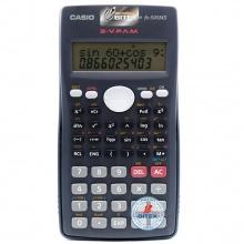 Máy tính dành cho học sinh Casio FX-500MS - Tem bạc chính hãng Bitex