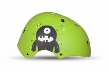 Nón bảo hiểm thể thao giành cho trẻ em Fornix - N002S (màu xanh lá)