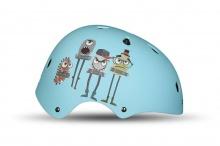 Nón bảo hiểm thể thao giành cho trẻ em Fornix - N002S (màu xanh lợt)