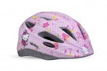 Nón bảo hiểm thể thao dành cho trẻ em Fornix - NM13S (màu hồng Hello Kitty)