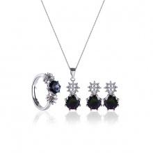 EROPI-Bộ trang sức bạc Katina Love