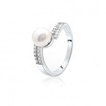 Nhẫn bạc Miss A - Eropi Jewelry