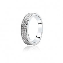 Nhẫn bạc Jessie - Eropi Jewelry