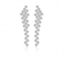 Bông tai bạc Brightly Love - Eropi Jewelry