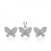 Bộ trang sức bạc Yi Love - Eropi Jewelry