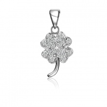 Mặt dây chuyền bạc The Lucky - Eropi Jewelry