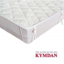 Tấm an toàn vệ sinh nệm KYMDAN 140 x 200 cm .