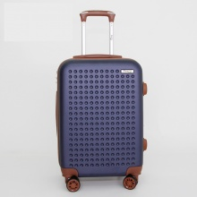 Vali Trip P803A size 60cm (24 inches) xanh đen