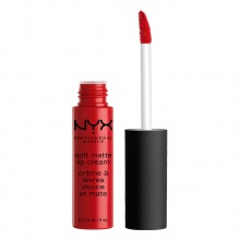 Son kem NYX soft matte lip cream Amsterdam SMLC01