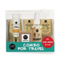 Bộ mỹ phẩm du lịch - MH natural skincare
