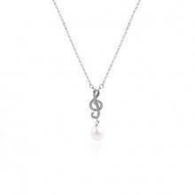 Dây chuyền bạc Honey Love - Eropi Jewelry
