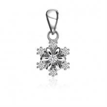 Mặt dây chuyền bạc Leah - Eropi Jewelry