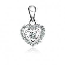 Mặt dây chuyền bạc Maya - Eropi Jewelry