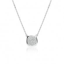 Dây chuyền bạc Bianca - Eropi Jewelry