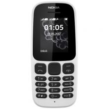 Nokia 105 Single sim (2017) - Trắng