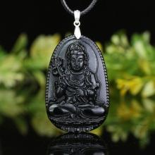Dây chuyền Phật Đại Thế Chí Bồ Tát hộ mệnh người tuổi Ngọ