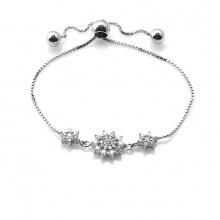Lắc tay bạc Thela Love - Eropi Jewelry