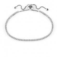 Lắc tay bạc Helena Love - Eropi Jewelry