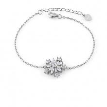 Lắc tay bạc Love Love - Eropi Jewelry