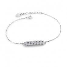 Lắc tay bạc Butterfly Like - Eropi Jewelry