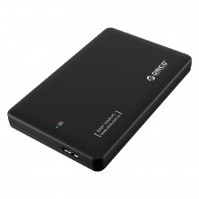 Box HDD gắn ngoài Orico 2599 Series (Đen)