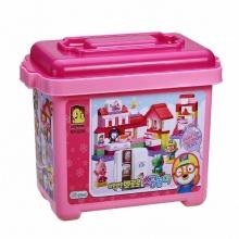 Bộ đồ chơi ghép hình Oxford ngôi nhà Pororo-NPO-2254