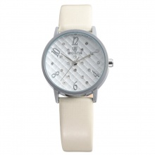 Đồng hồ nữ Skone 9239 màu trắng