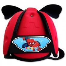 Nón bảo vệ đầu cho bé Babyguard - logo Người nhện đỏ