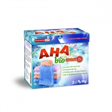 Bột giặt cao cấp AHA bio 1kg
