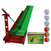 Thảm tập Golf putting TYGJ (gỗ)