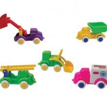 Đồ chơi Maxi trucks pastell colors - VK01064