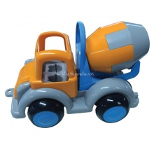 Jumbo Cement Truck with 1 figure - VK701253