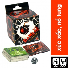 Trò chơi Boardgame Bom Lắc