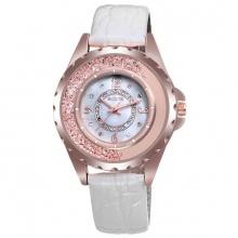 Đồng hồ nữ SKONE 9303 màu trắng