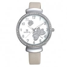 Đồng hồ nữ SKONE 9382-1 trắng