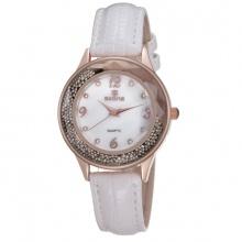 Đồng hồ nữ SKONE 9378 màu trắng