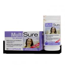 Duy trì sức khỏe phụ nữ 50+(Canada) - MultiSure Women 50+