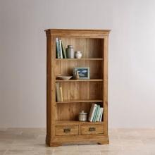 Tủ sách IBIE 4 tầng French gỗ sồi