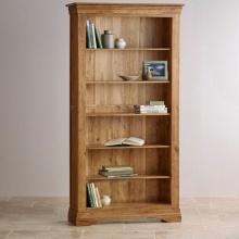 Tủ sách IBIE 6 tầng French gỗ sồi